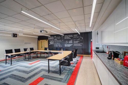 Venue meeting rooms